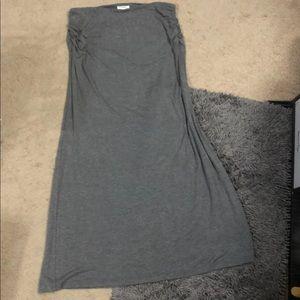 Caslon Maxi Skirt / Maxi Dress L